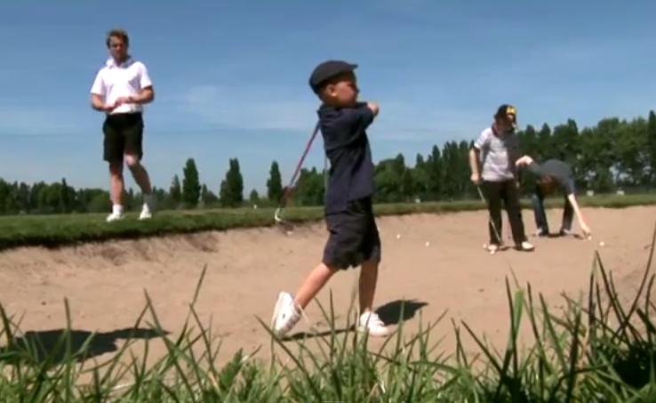 Junior Golf Coaching West London