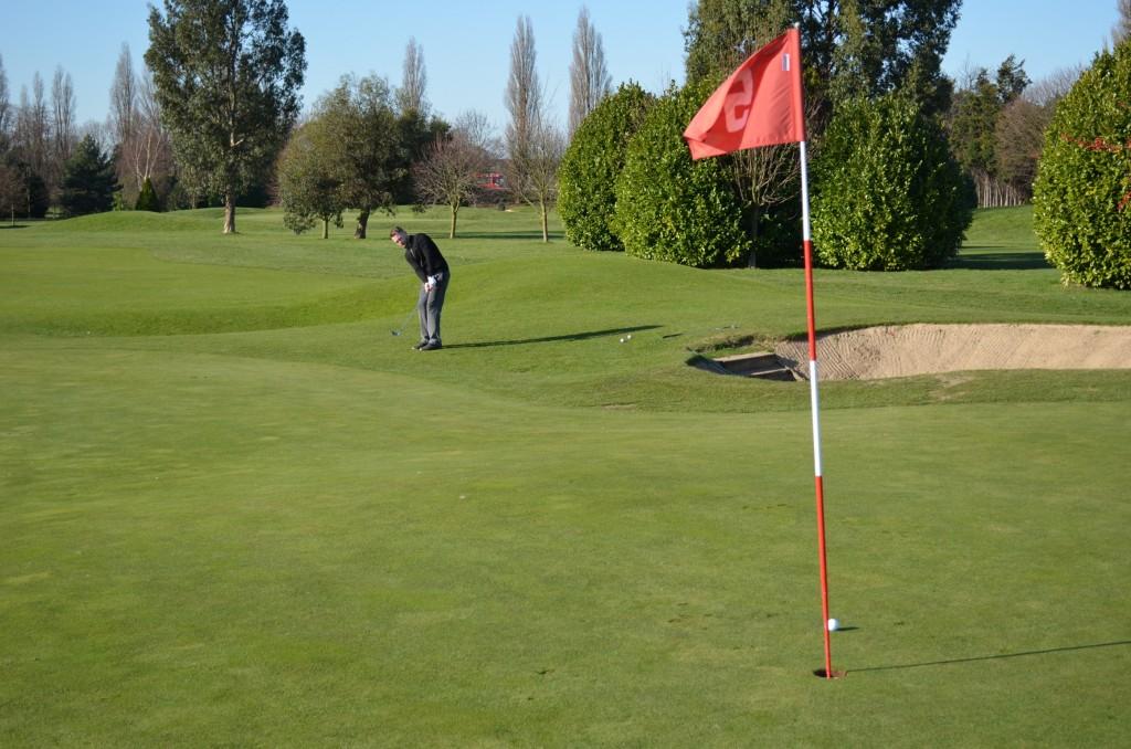 Golf Lessons West London